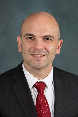 Constantinos Ketonis, M.D., Ph.D.