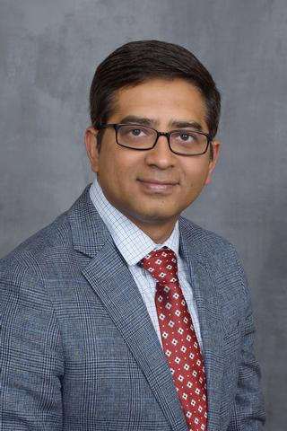 Rajnish Bharadwaj, M.B.B.S., Ph.D.