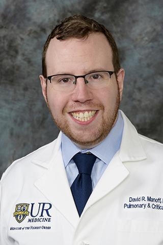 David Manoff, M.D.