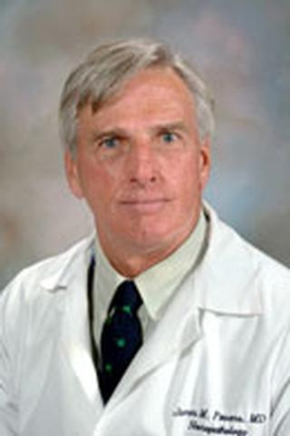 James M. Powers, M.D.