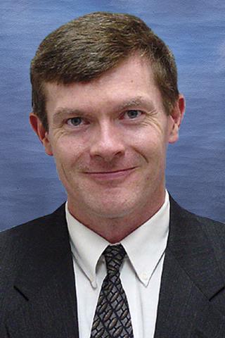 Photo of John Strang