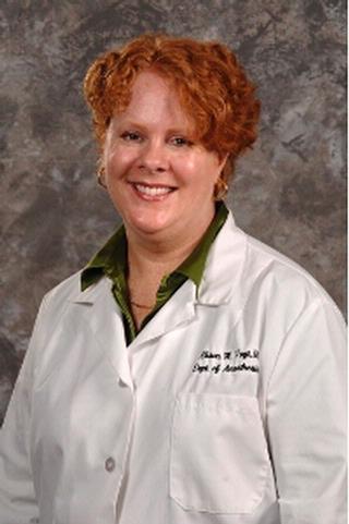 Alison W. Vogt, M.D.