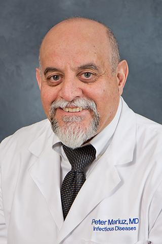 Peter Mariuz, MD