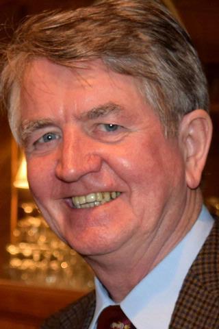 Brendan F. Boyce, M.B.Ch.B.