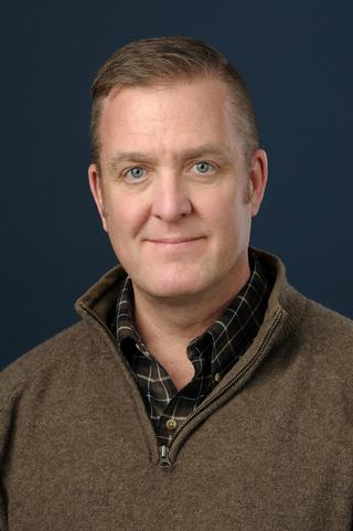 Photo of David Topham, Ph.D.