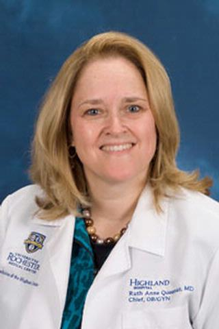 Ruth Anne Queenan, M.D., M.B.A.