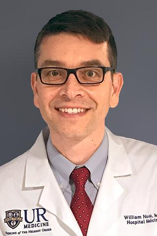 William H. Novak, M.D.