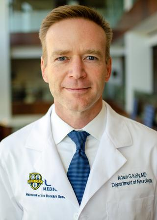 Adam G. Kelly, M.D.