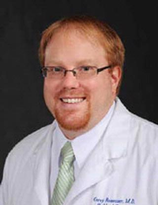 Photo of Corey E. Romesser, M.D.