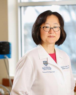 Photo of Hong Zhang, M.D., Ph.D.
