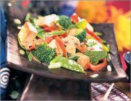Tofu srit-fry
