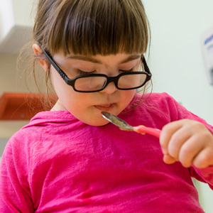Pediatric Feeding Disorders Program's Inventive Approach Allows Families to Thrive