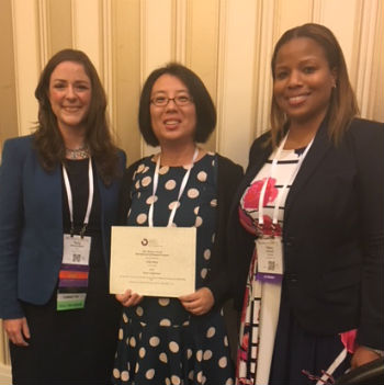 UR CTSI Population Health Postdoc Receives Award for Obesity Research