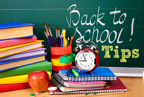 Best Back-to-School Tips