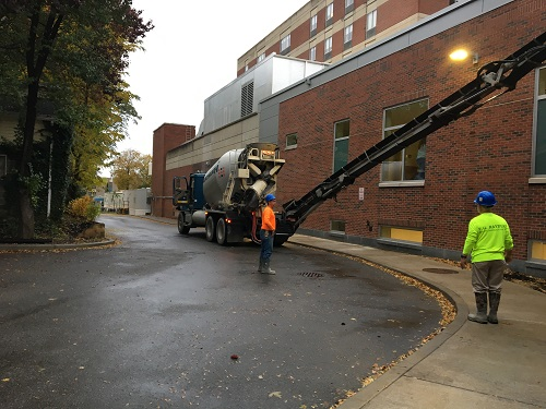 No MRI Construction This Weekend 11/2 and 11/3