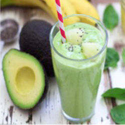 Avocado-Pineapple Smoothie