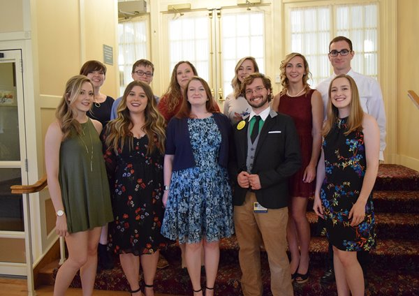 First Class of URMC's Rising Medical Technologists Graduates