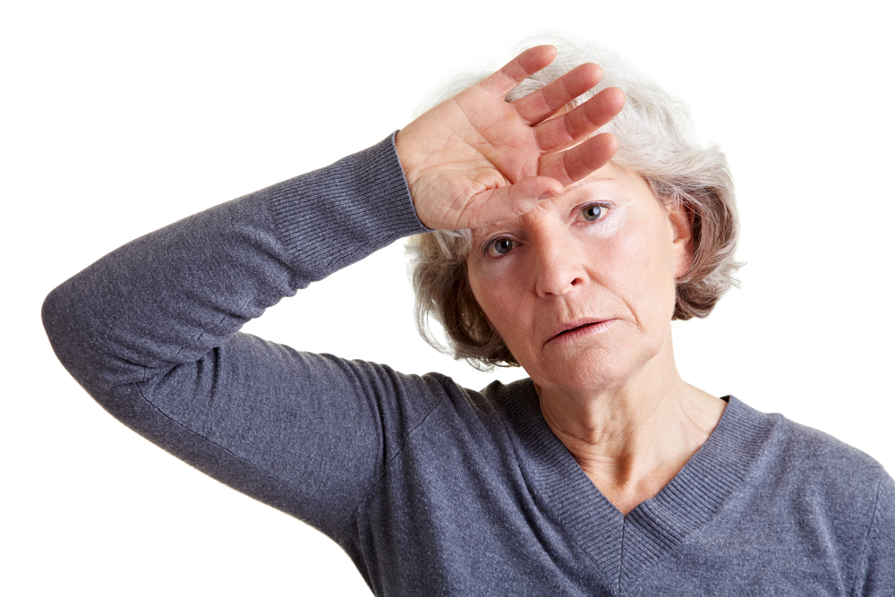 Are there any non-hormonal alternatives to combat hot flashes?