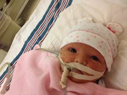 High-Risk Cancer Marks Firsts for Newborn and Hospital