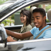 Long Summer Nights Spell Risk for Teen Drivers