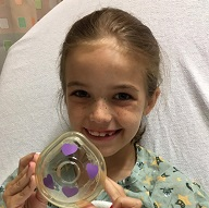 Diagnosis of Crohn's Disease Doesn't Discourage Young Girl