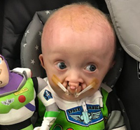 Parents Grateful for Cleft Team, Donor Support