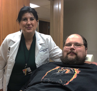 After Searching for Months, Bariatric Patient Finds Pain Relief at Eastman Dental