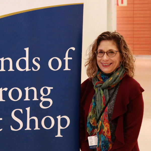 New Flair, Leadership at the Friends of Strong Gift Shop