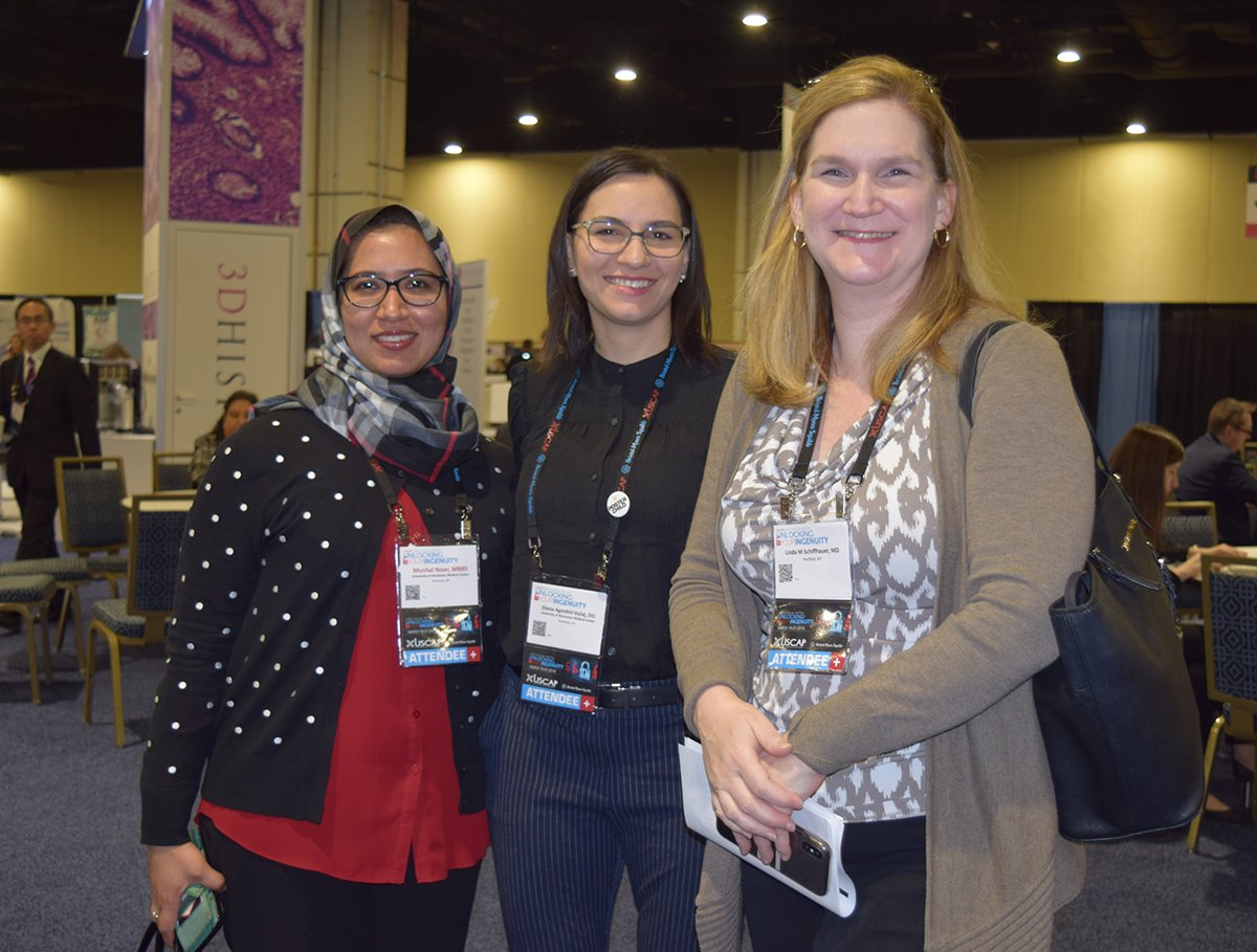 URMC Has Strong Showing at USCAP 2019 Meeting