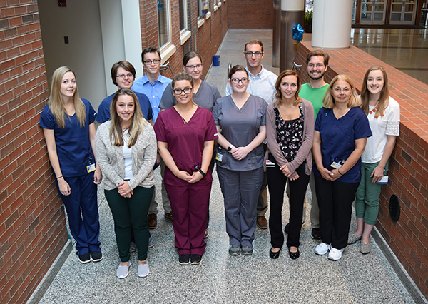 Clinical Labs Welcome First Class of Rising Med Techs