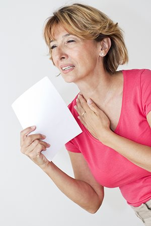 Are untreated hot flashes just a sweaty irritant? Or, are they a sign of a more significant health risk?