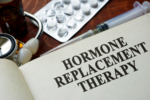 Can Some Cancer Patients Take Hormone Replacement Therapy?