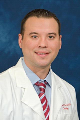 Jason Pacos, M.D. Named Highland Chief of Cardiology