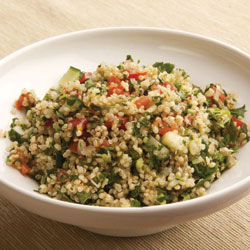 Traditional Tabbouleh Salad