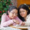 Parents: Keep Kids' Holiday Stress in Check