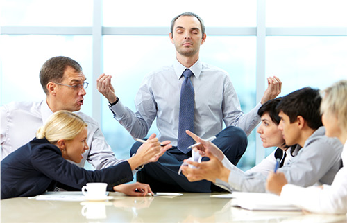 Stress Management: Dealing with Difficult People