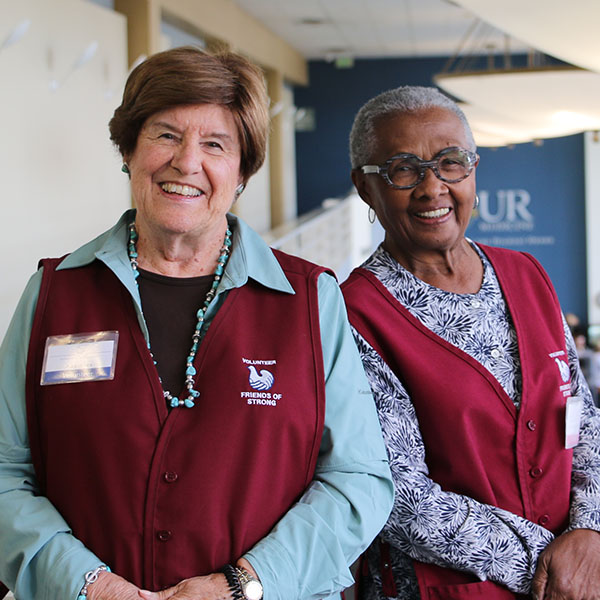 Volunteers Recognized for Unwavering Commitment to Patients, Community