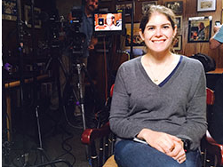 Sarah Goodwin: From Grad Student to Director and Executive Producer