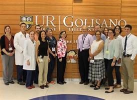 Strong Memorial, Golisano Children's Hospital Recognized for Organ-Failure Care Program