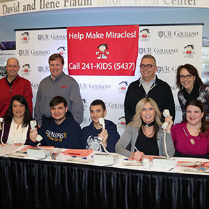 Radiothon A Smashing Success