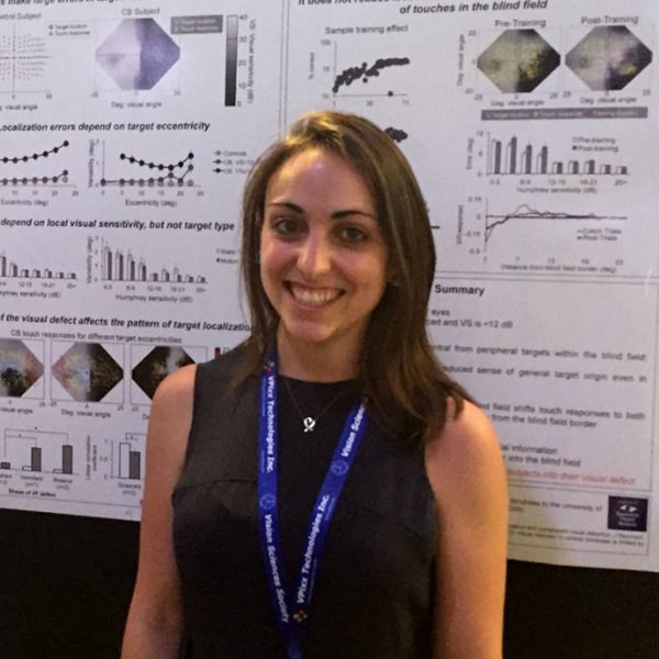 TBS Graduate Student Receives Young Investigator Award