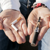 Where There's Smoke: Clearing the Air About e-Cigs and Quitting