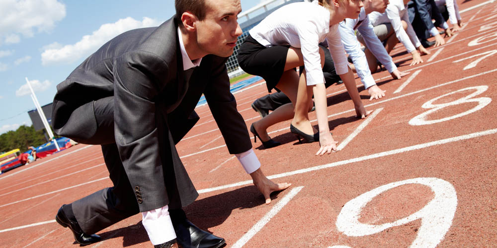 "Soft Skills to Know: Be ""Healthy Competitive"""