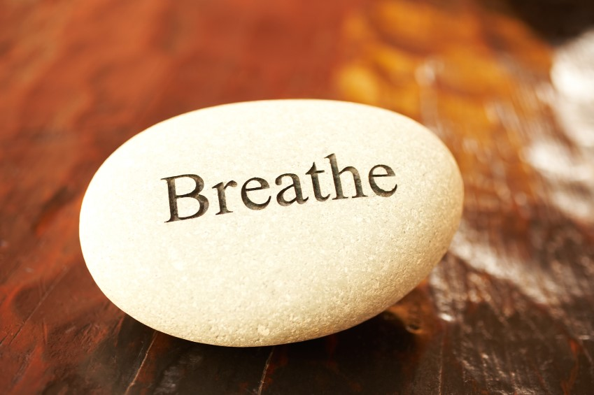 Using Your Breath to Manage Stress