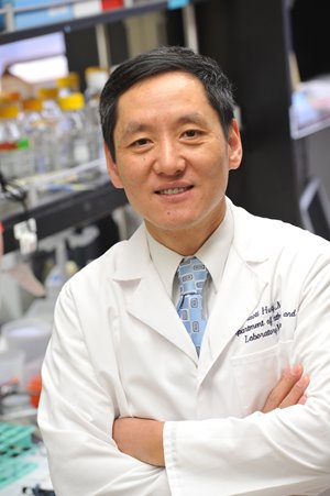 Alumni Spotlight: Dr. Jiaoti Huang, Pathology Chair at Duke University
