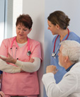 "For Sick, Elderly Patients, Surgical Decision Making ""Takes a Village"""