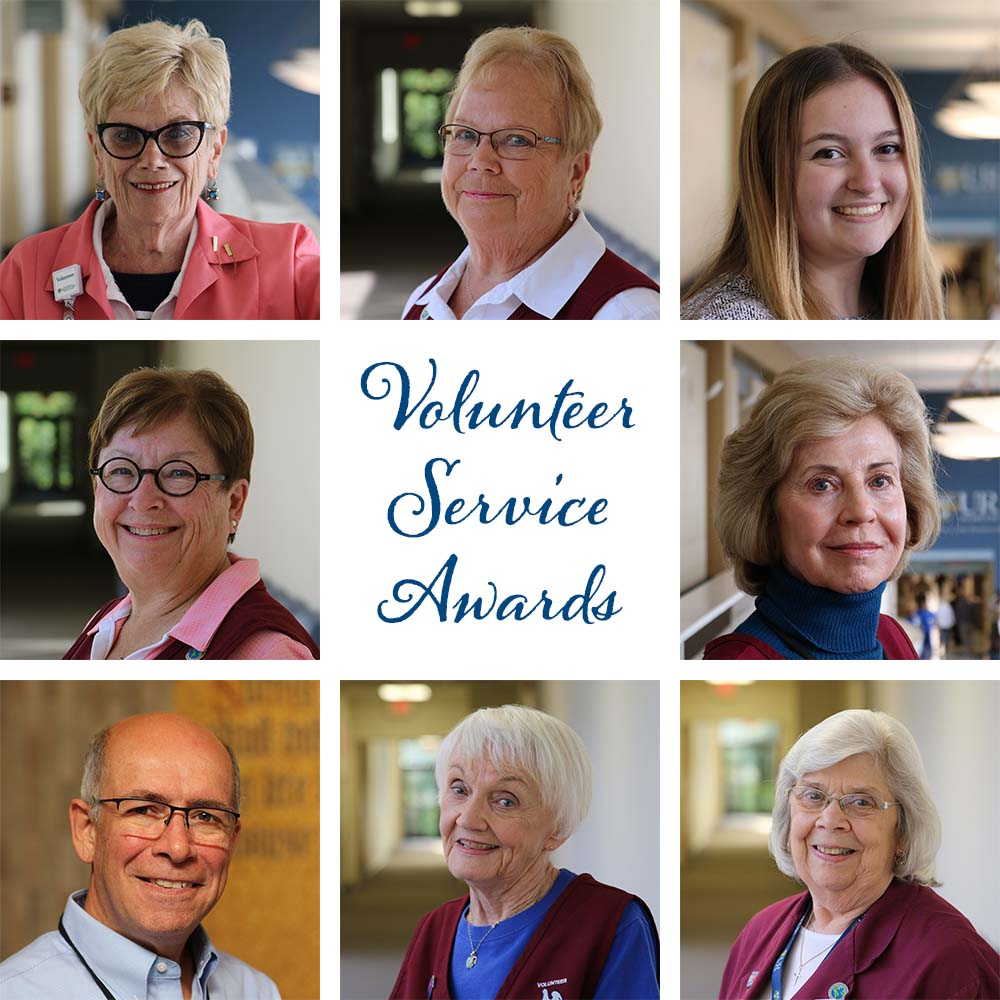 Inspiring Volunteers Recognized for Unwavering Commitment to Patients, Community