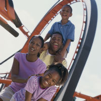 5 Tips for Safe Summer Theme-Park Thrills