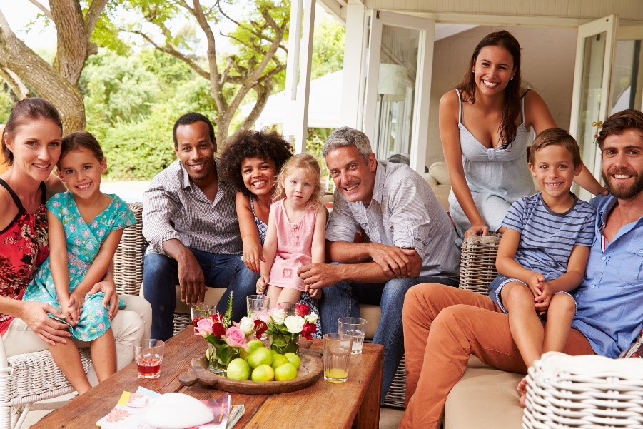 Stress Management Tips for Holiday Family Get-Togethers