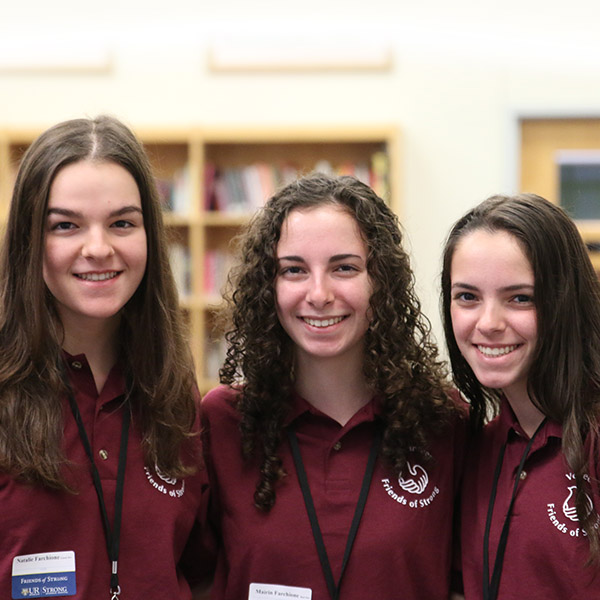 Friends of Strong Welcomes Record Number of High School Students to the URMC Family
